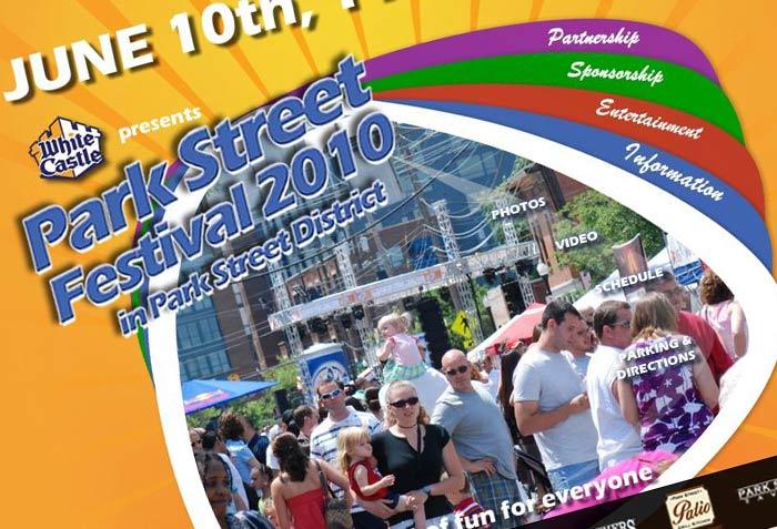Park Street Festival 2010