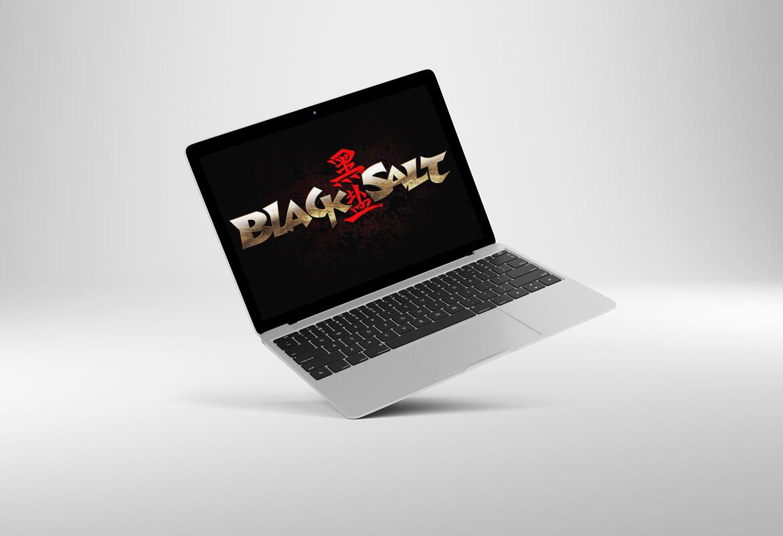 Black Salt - Website, Crowdfunding, Online Advertising