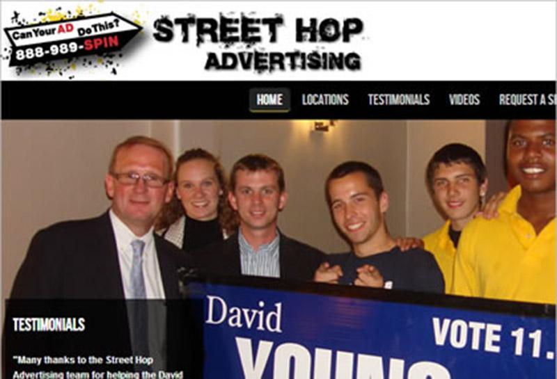 Street Hop Advertising